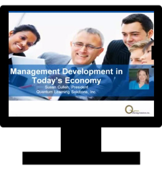 Management Development in Today's Economy