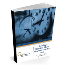 Startling Statistics About How We Use Our Time