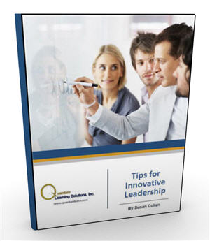 Tips for Innovative Leadership - Quantum Learning Solutions
